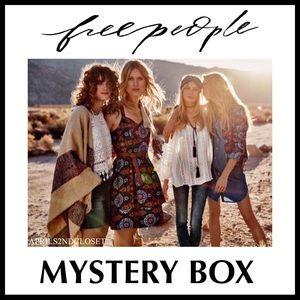 MYSTERY BOX FREE PEOPLE BOHO A3C